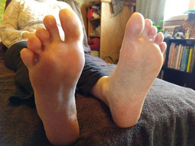kassys feet