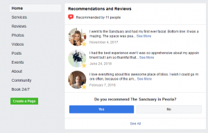 FB review home