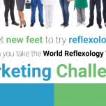 World Reflexology Week Marketing Challenge
