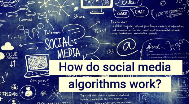 how do social media algorithms