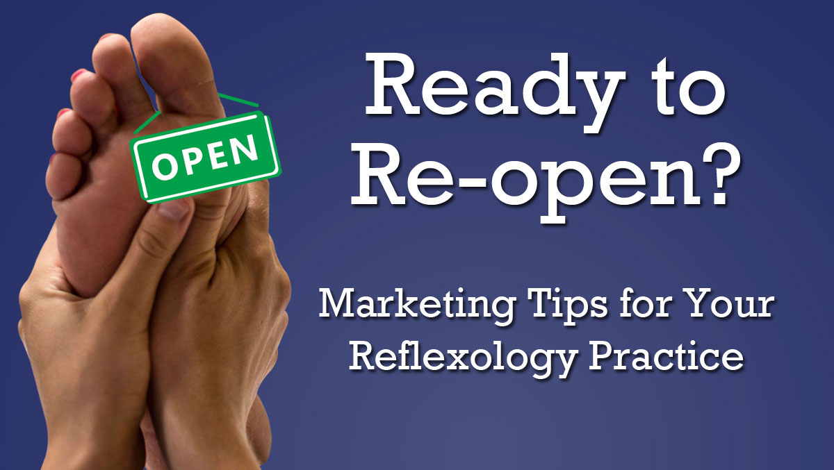 ready to reopen reflexology