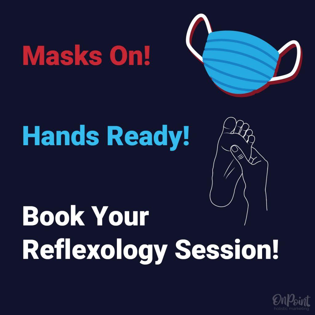 reopen reflexology masks on