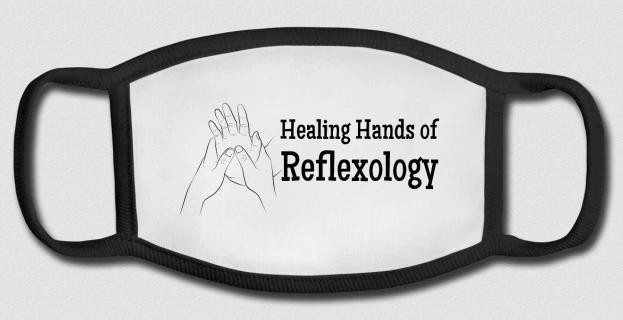 reflexology mask spreadshirt