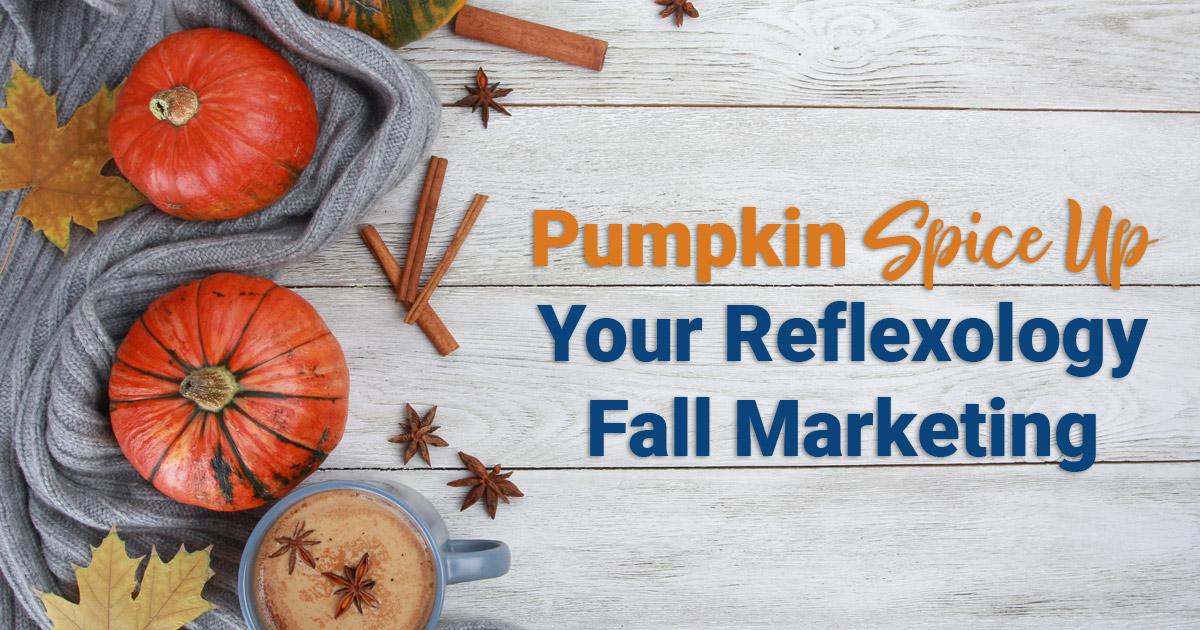 pumpkin spice up Fall marketing